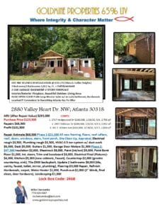 2880 Valley Heart Dr Flyer