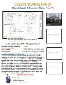 508 Lawton St Flyer